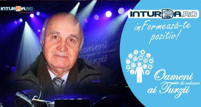 Oameni de valoare ai Turzii: Valentin Vișinescu – unul dintre cei mai activi scriitori turdeni
