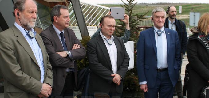 Centura metropolitana a Clujului a devenit prioritate. Comisarii Europeni au fost în inspecție la Cluj!