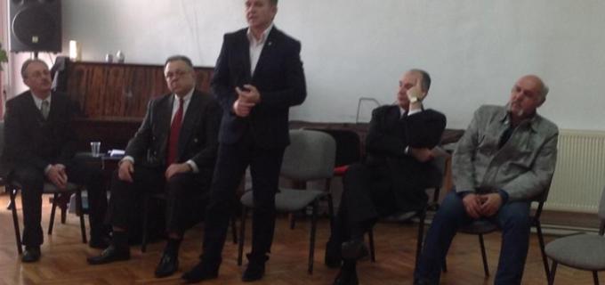"""""""Politică și creștinism"""" – dezbatere organizată de PNȚCD Turda"""