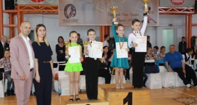 "Clubul de Dans Sportiv ""Potaissa Turda"" la Cupa ""Pro Dance"" desfășurată la Alba Iulia"