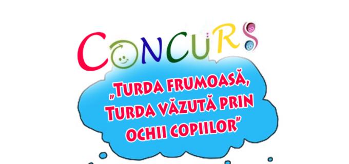 """Concurs: """"Turda frumoasă, Turda văzută prin ochii copiilor"""""""