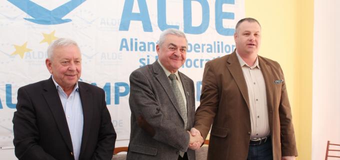 Radu Hanga, candidatul ALDE pentru alegerile din iunie