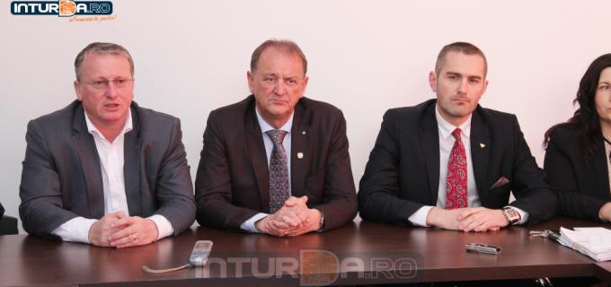 """Lucian Nemeș: """"Cred în persoana domnului Matei, cred în tot ceea ce reprezintă PSD la nivel de Turda"""""""