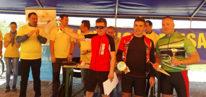 VIDEO: Interes major pentru concursul de ciclism organizat de PNL Turda