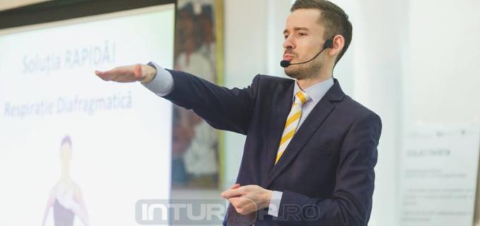 Speakerul de la ultima conferinta Skill Up Turda, din nou Campion Național