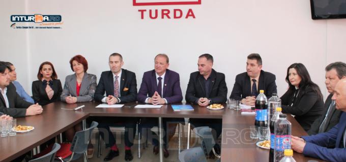 VIDEO: Cristian Matei a prezentat lista candidatilor la consiliul local Turda din partea PSD-UNPR