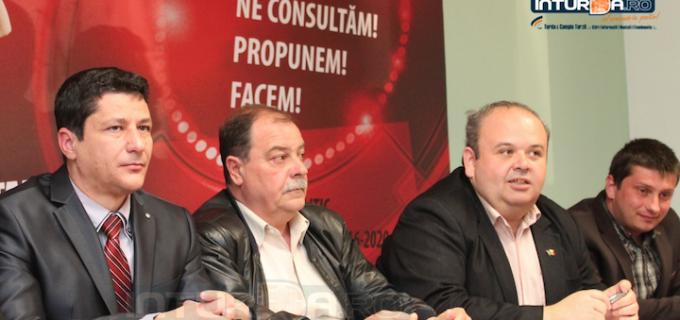 VIDEO: PSD Câmpia Turzii a prezentat lista candidaților pentru Consiliul Local