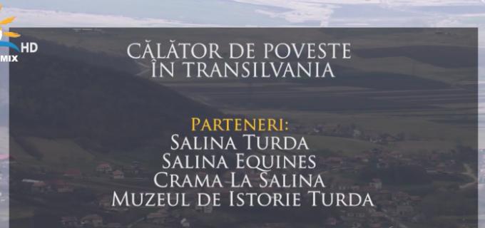 Reportaj VIDEO TravelMix: Călător de poveste la Turda