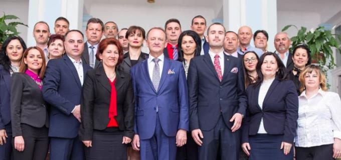 PSD Turda a depus dosarele de candidatură și s-a înscris oficial în cursa pentru alegerile locale.