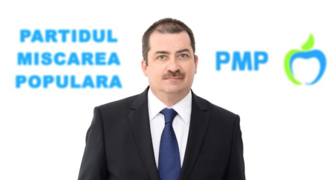 Horațiu Bretoiu, candidatul PMP Câmpia Turzii pentru funcția de primar