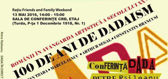 """Centrul Raţiu pentru Democraţie organizează """"Conferinţa DADA"""""""
