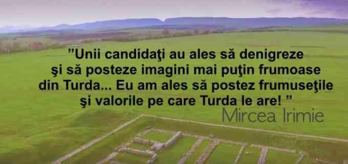 """Mircea Irimie: """"Consider că avem toate motivele să iubim Turda şi să fim mândri că suntem turdeni!"""""""