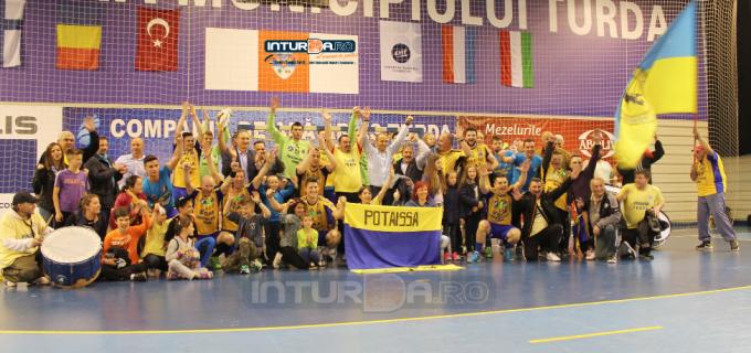 Potaissa Turda poate juca în cupele europene pentru al doilea an consecutiv!