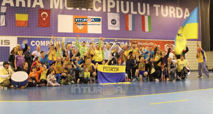 Rezumat VIDEO: Potaissa Turda s-a calificat în semifinalele Ligii Naționale