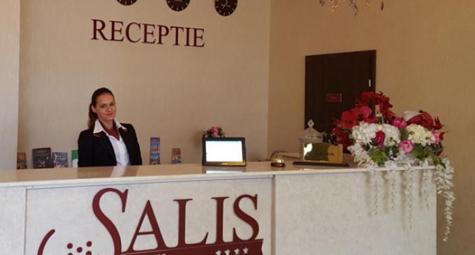 Se angajează economist în gestiunea economică la Salis SPA & Hotel Turda