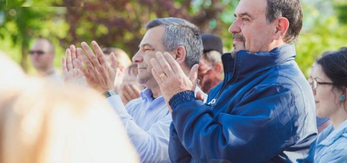 """Primăria Turda mulțumește participanților la evenimentul dedicat """"Zilei Pământului"""""""