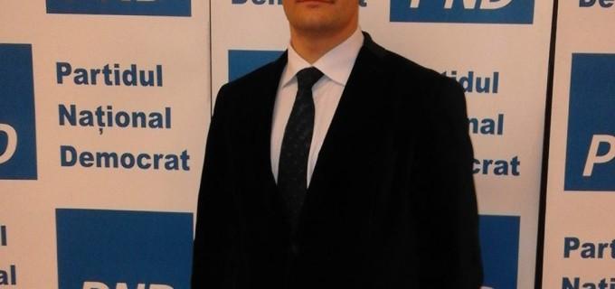 Lucian Varo (PND) s-a înscris în lupta electorală pentru funcția de Primar al municipiului Turda