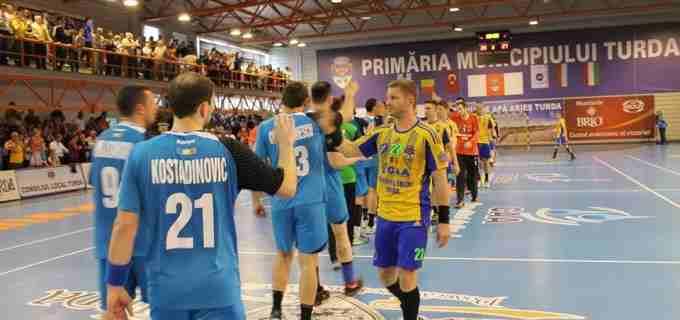 """Potaissa a învins CSM București! Finalista se decide la București. Horațiu Gal: """"Va fi un meci pe viață și pe moarte!"""""""