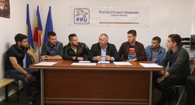 Organizația studenților din cadrul PPU Câmpia Turzii, pregătită să înceapă în forță campania electorală: