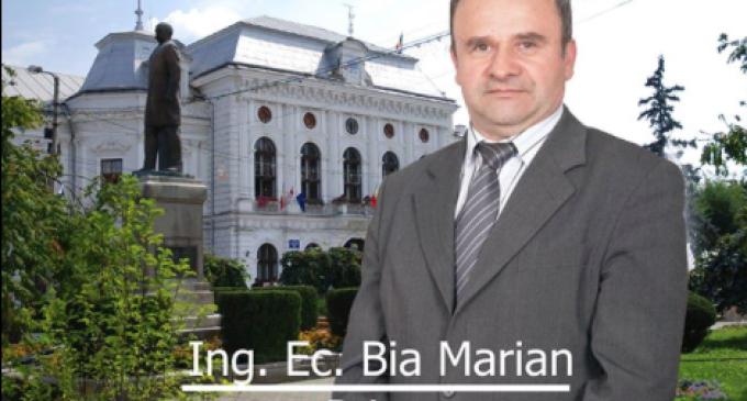 """Bia Marian: """"Domnule Ștefănie, aveți datoria morală și obligația legală să informați cetățenii Turzii despre adevăratele datorii ale Primăriei Turda"""""""