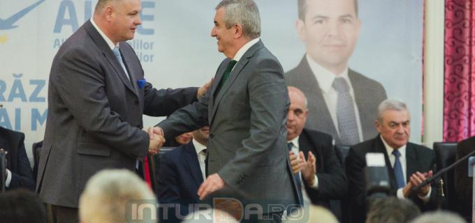 """VIDEO Lansare candidați ALDE – Mircea Irimie: """"Am să muncesc cu dăruire și devotament!"""