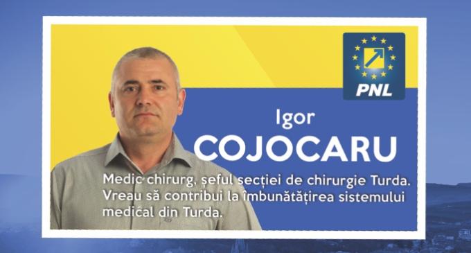 VIDEO: Medicul Igor Cojocaru a anunțat ca va demisiona din Consiliul Local Turda. Vezi cine îl va înlocui pe acesta în forul deliberativ