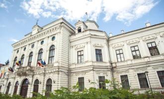 Anunț privind inchirierea prin licitație publică a unui spațiu situat pe strada Andrei Muresanu