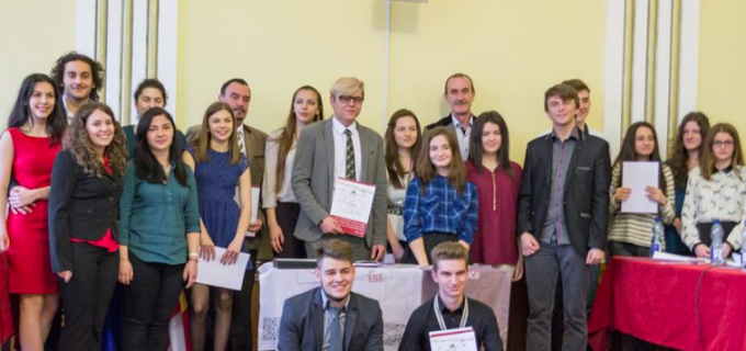 Elevă turdeană, la vârsta de doar 16 ani selectată într-un program privind fondurile europene
