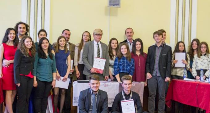 Eveniment național organizat exclusiv de elevi din zona Turda!
