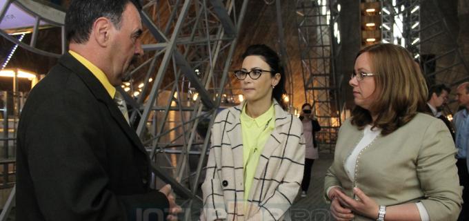 """Anca Pavel Nedea(ANT): """"Target-ul colaborării noastre este de a convinge cât mai mulți români și străini să viziteze Salina Turda"""""""