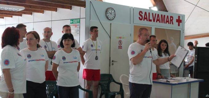 Foto/VIDEO: S-a dat startul Cupei Salina Turda la Înot, ediția a 3-a