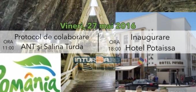 Mâine vor avea loc două evenimente de o importanță deosebită pentru Turda: