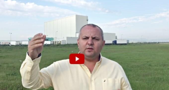 VIDEO: Avram Gal îi recomanda lui Dorin Lojigan să candideze la Luna