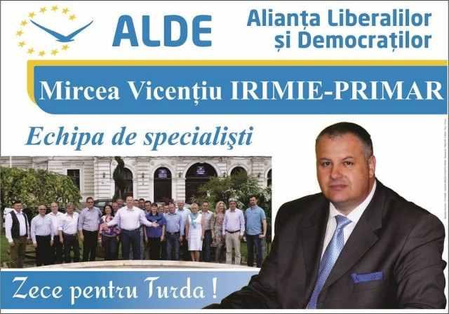 echipa alde irimie