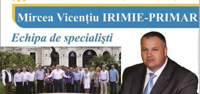 VIDEO: Clip electoral Mircea Irimie, candidat ALDE la Primăria Turda