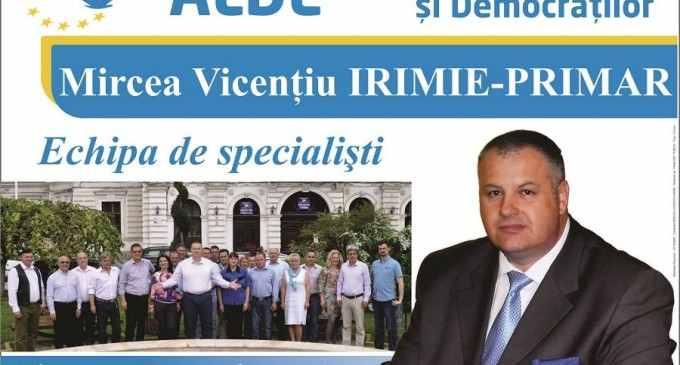 VIDEO: Mircea Irimie – Zece pentru Turda | INFRASTRUCTURĂ MODERNĂ