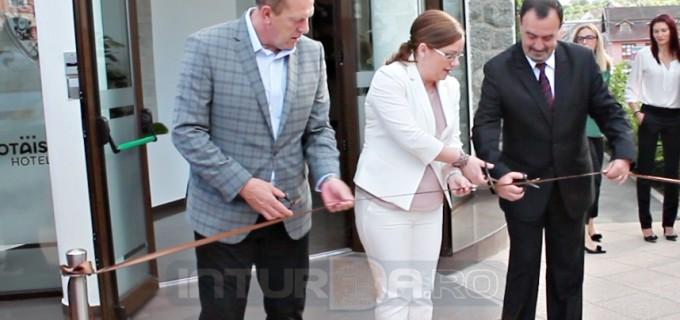 VIDEO: Inaugurare HOTEL POTAISSA