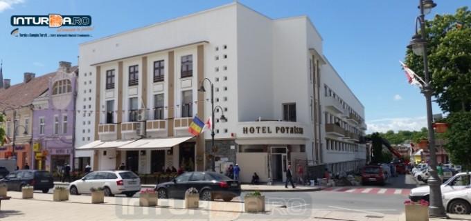 Încă o unitate de cazare la Turda: Hotelul Potaissa își redeschide porțile, vineri 27 mai 2016