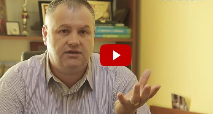 Interviu cu candidații la Primăria Turda: Mircea Irimie (ALDE)