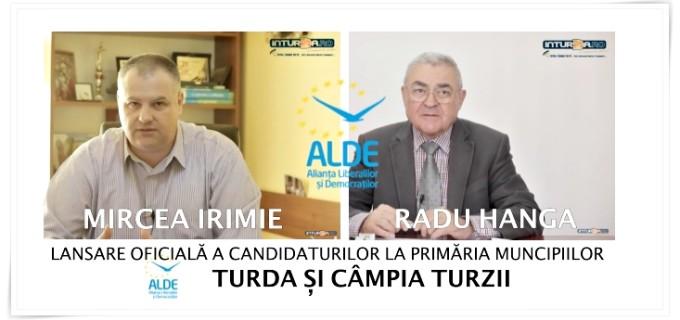 Călin Popescu Tăriceanu și Daniel Constantin vin la Turda pentru lansarea oficială a candidaților ALDE