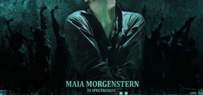 """Maia Morgenstern revine pe scena turdeană cu spectacolul """"La ordin, Fuhrer !"""""""