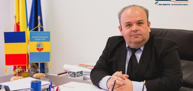 """Petre Pop: """"Aranyosgyeresi nu este denumirea bilingvă a municipiului Câmpia Turzii"""""""