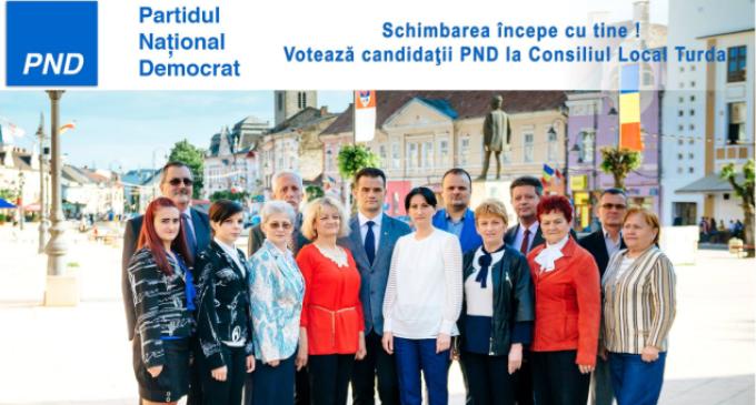 Propunerile PND Turda pentru asfaltarea străzilor din Turda