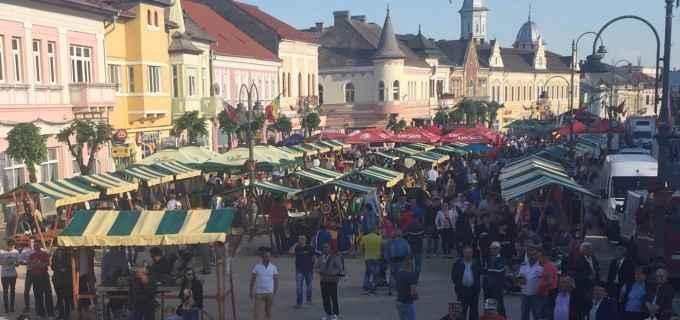 Târgul Produs de Cluj a avut din nou priză la turdeni