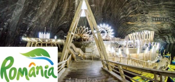 Salina Turda, prima mină de sare asociată cu brandul turistic național