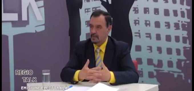 VIDEO: Tudor Ștefănie a prezentat la Regio TV proiectele de viitor pregătite pentru Turda