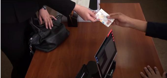 VIDEO: Cum vor fi scanate cărțile de identitate la alegerile locale din 5 iunie!