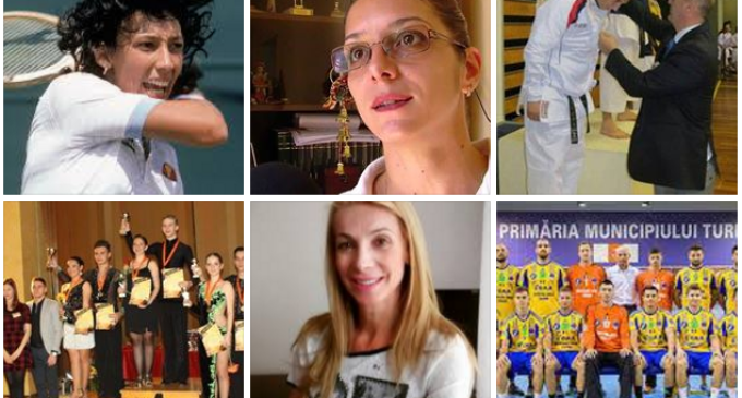 Dana Deac: Sportivi turdeni cu care ne putem mândri