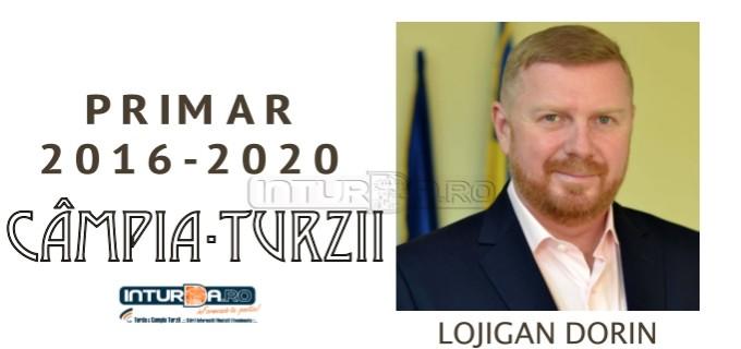 """Dorin Lojigan: """"Este nevoie să facem mai puţină politică în interiorul actului de administraţie!"""""""
