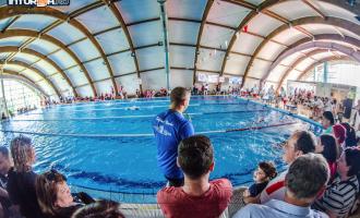Cupa Salina Turda la inot : 17 cluburi sportive si 230 de sportivi